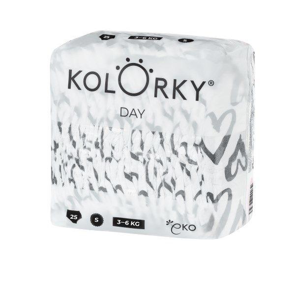 Kolorky - Day - Srčki
