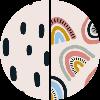 Kapljice in mavrica